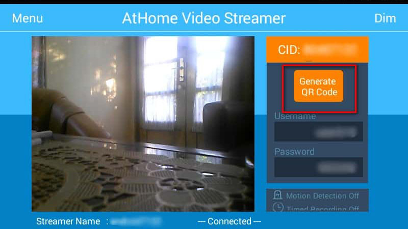 tampilan athome video streamer (darmawan.my.id)